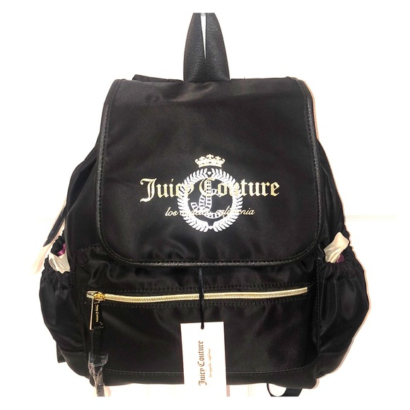 Juicy Couture Handbags - NWT Juicy Couture Backpack